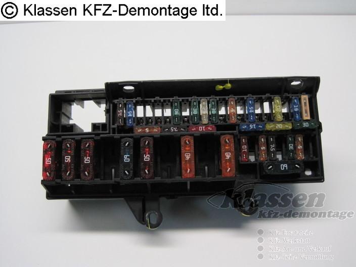 宝马e65节温器电路图