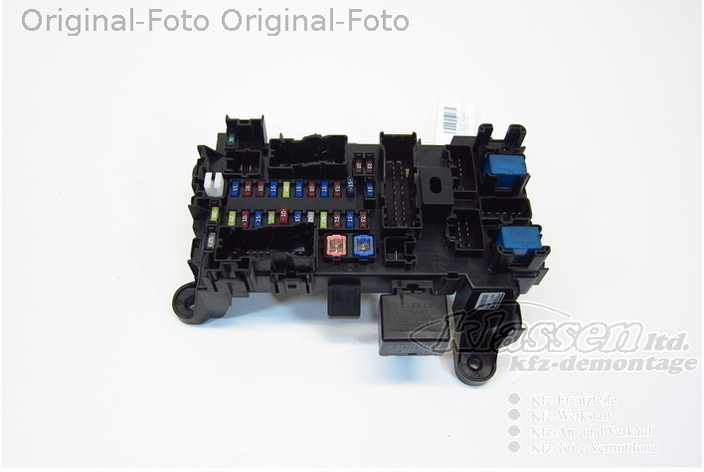 fuse box suzuki grand vitara ii jt 38610 84f21 meschede. Black Bedroom Furniture Sets. Home Design Ideas