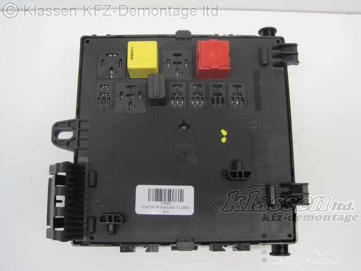 find fuse box saab 9-3 ys3f 1,8t 09.02- 12804331 519070106 ... saab 9 3 fuse box numbers 2005 saab 9 3 fuse box diagram