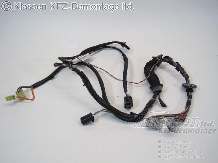 Wiring harness door front right land rover discovery ii