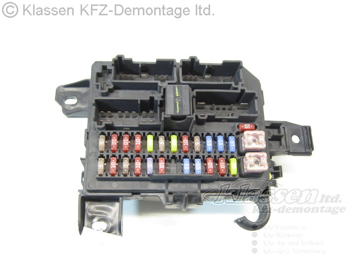 fuse box in mazda tribute fuse box mazda tribute ep 3.0 03.00- 2l84-14n068-aa | ebay fuse box in audi a4 #13
