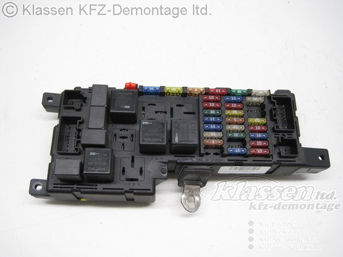 2003 Volvo Xc90 Fuse Box Diagram : Relay fuse volvo xc free engine image for