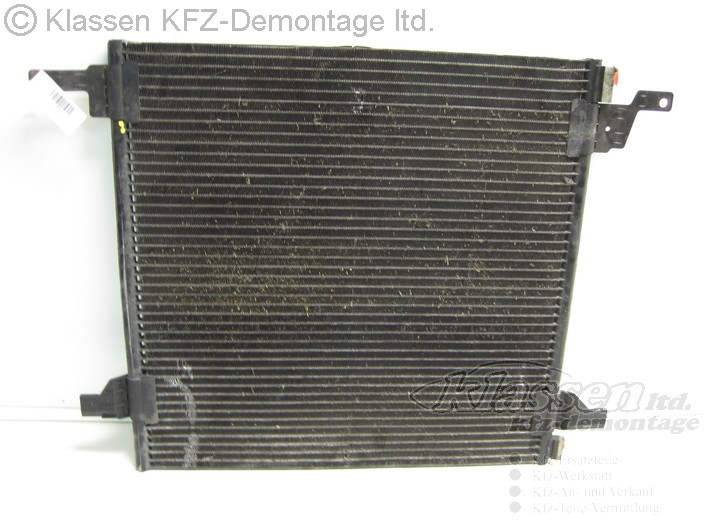 air conditioning condenser mercedes benz m klasse ml 270