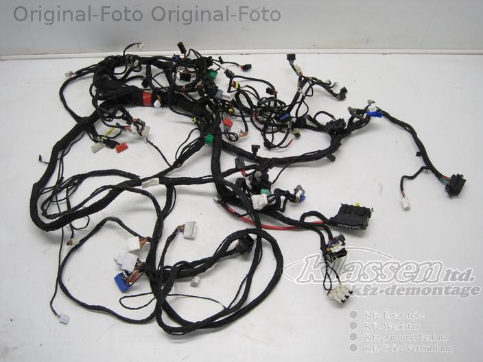 wiring harness interior maserati 3200 gt 10 98