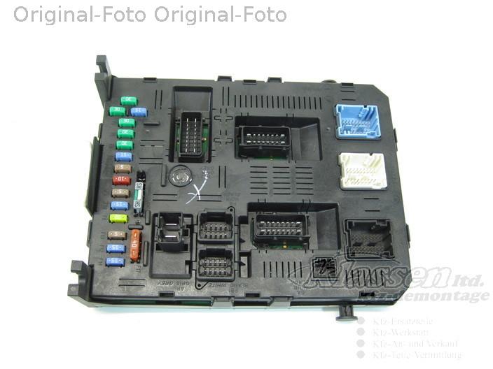 citroen c5 engine fuse box citroen c5 estate fuse box fuse box citroen c5 2.2 hdi 9663510480 | ebay #2