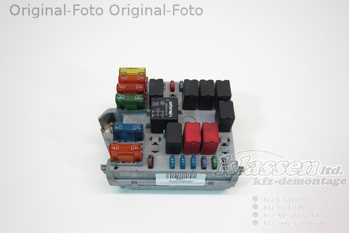 bo te fusibles relais encadr lancia th se 60679252 fuse box ebay. Black Bedroom Furniture Sets. Home Design Ideas