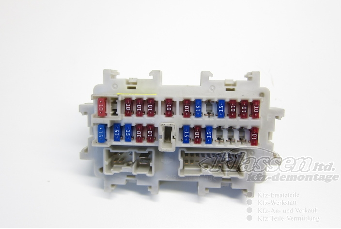fuse box nissan murano z50 3 5 1717am60a caja de fusibles