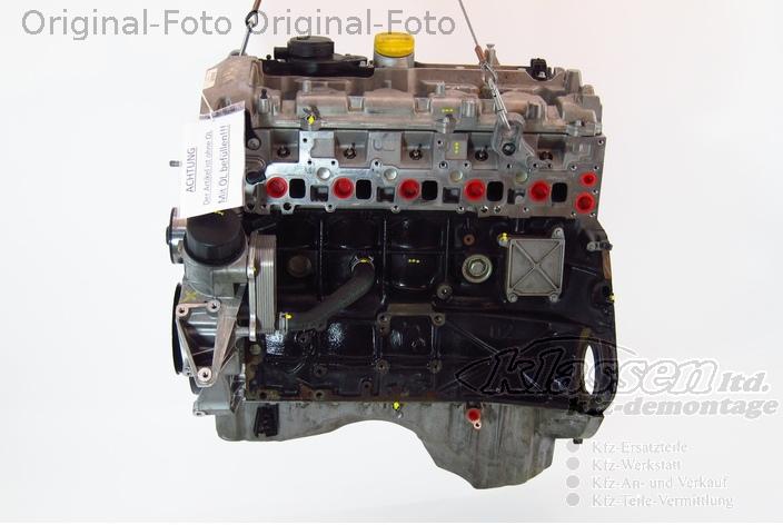 motor enf jeep grand cherokee 2 7 crd 163 ps engine moteur ebay. Black Bedroom Furniture Sets. Home Design Ideas