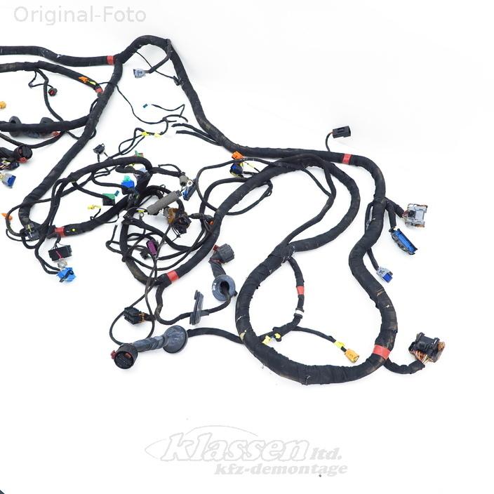 Wiring Harness Interior Maserati Quattroporte V Ez 2009