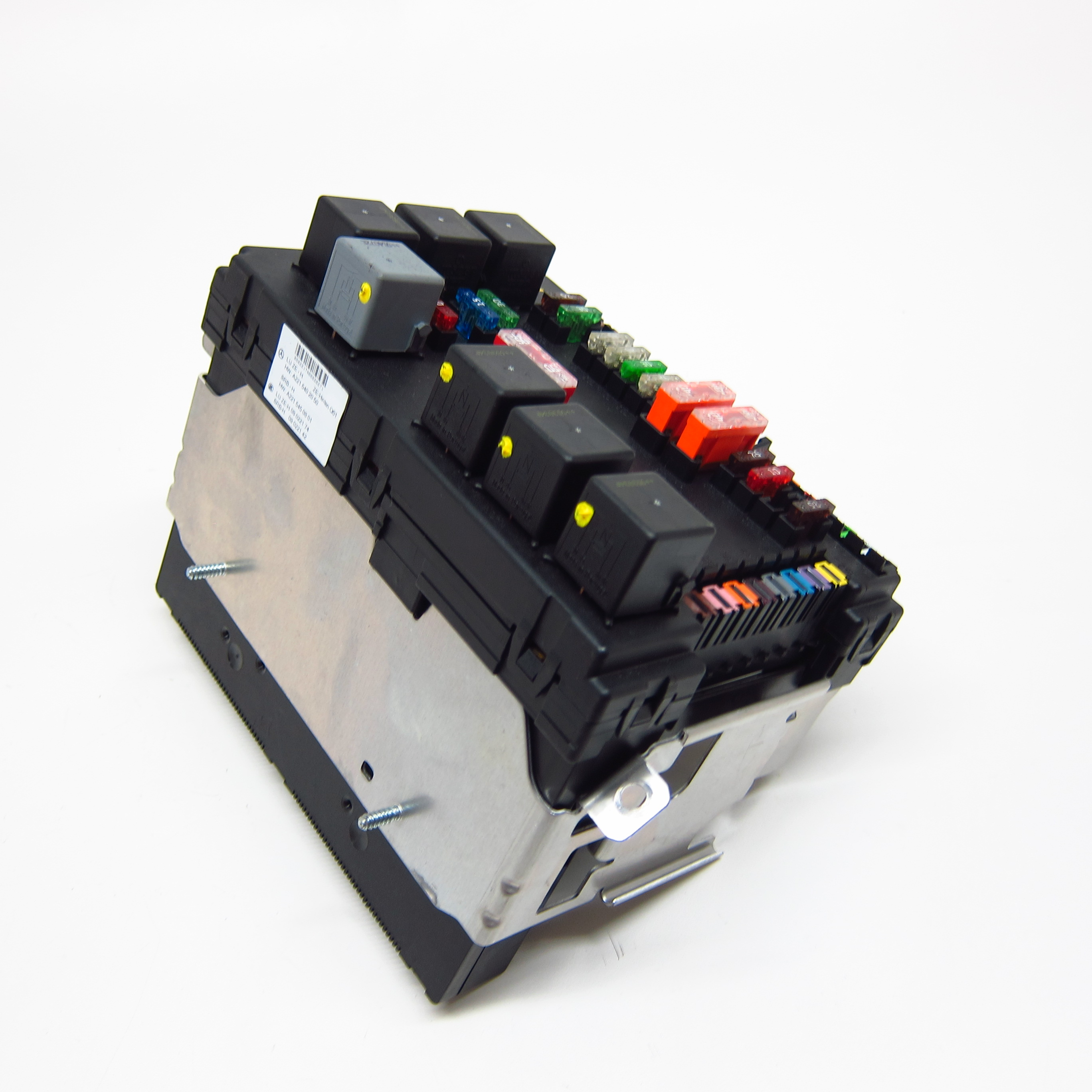 article description: fuse box