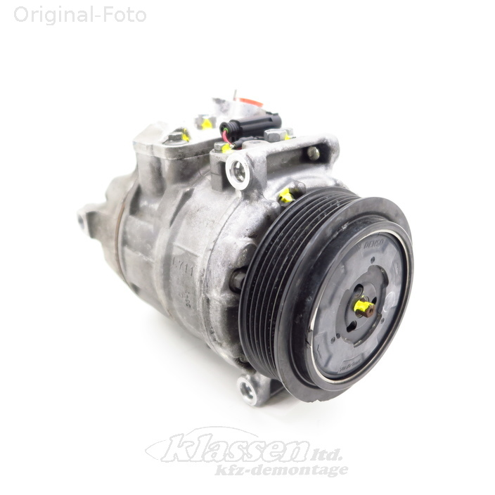 Klimakompressor-Mercedes-SL-500-R230-03-03-A0012306211-81106-km