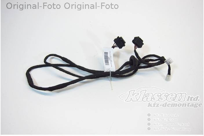 213 BMW 5 Touring F11 520d Parksensor PDC Sensor Stoßstange hinten 9231283