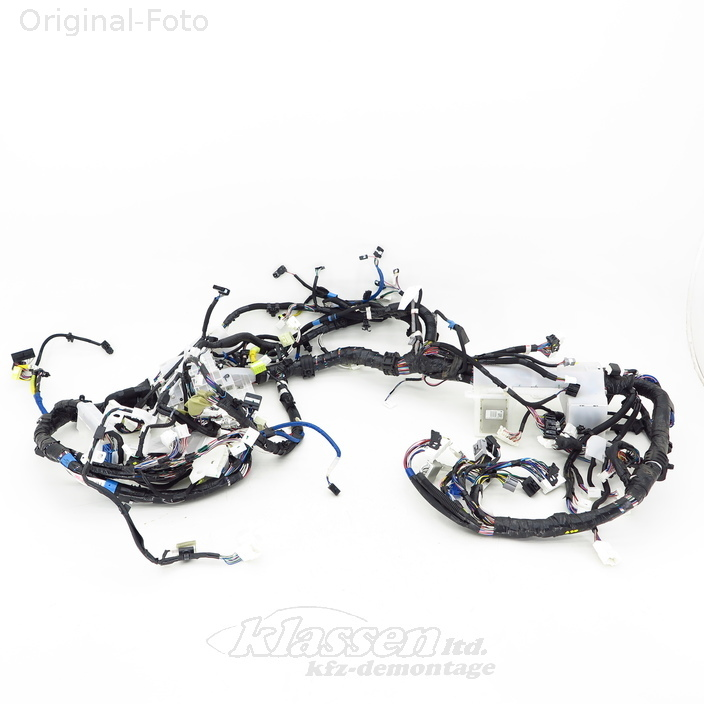 wiring Harness Dashboard Toyota Land Cruiser J15 82141