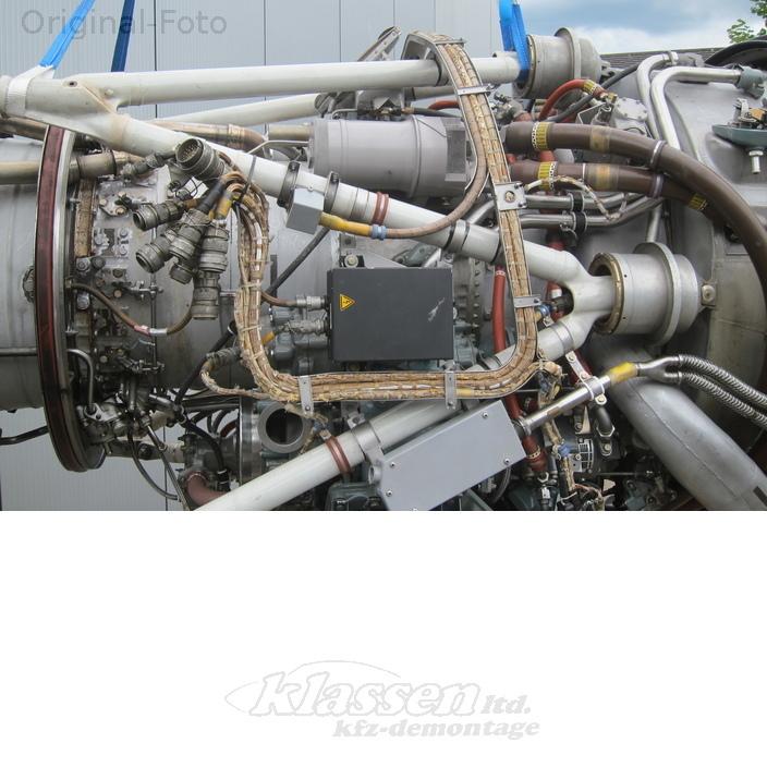 Used Turboprop: Engine Rolls Royce Tyne MK 22 MTU Turboprop