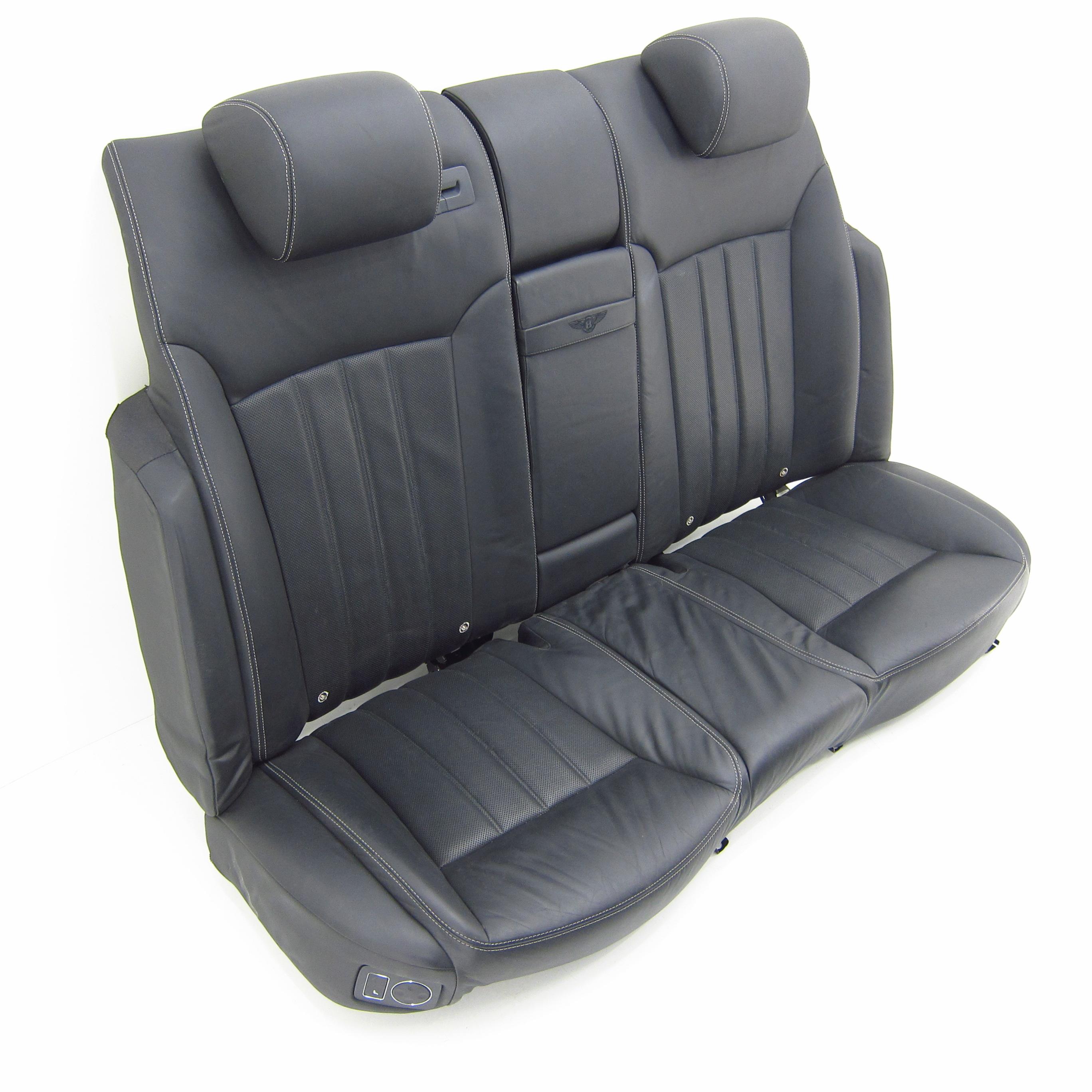 Modellbeschreibung Zum Bentley Continental Flying Spur: Sitzbank Bentley CONTINENTAL FLYING SPUR Rückbank