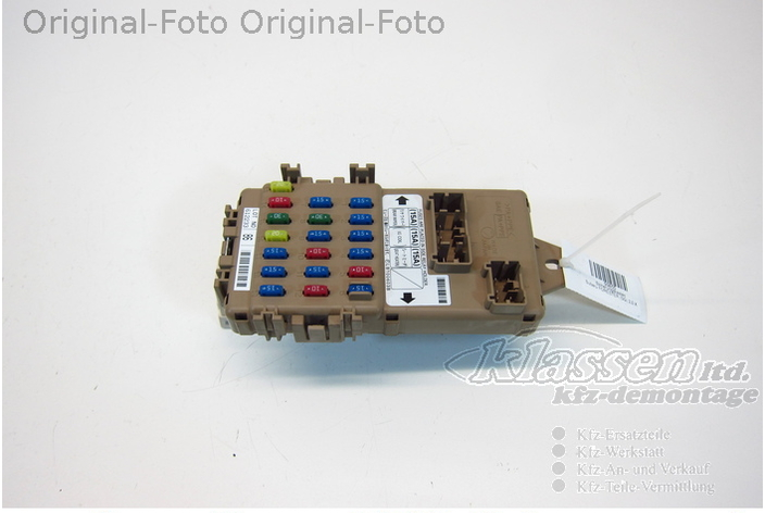 details about fuse box subaru forester sg 07 02- lb100603b