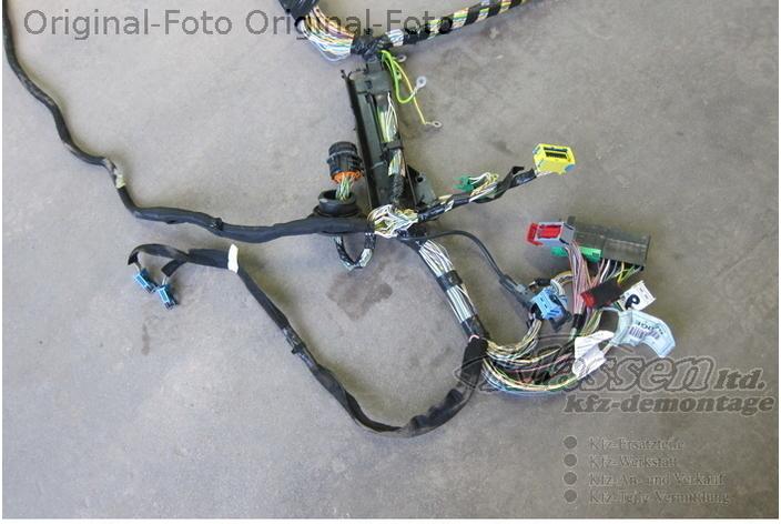 Wiring Harness Citroen C6 Td 2 7 Hdi 09 05