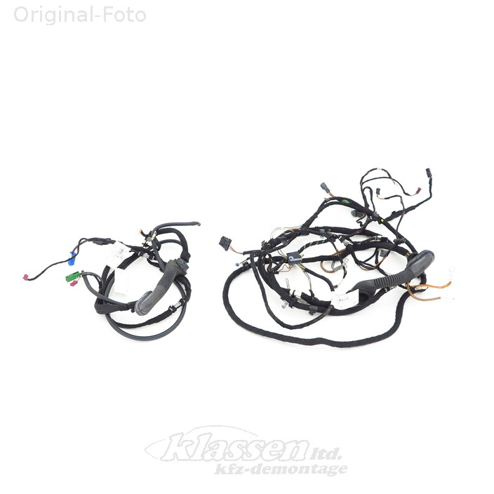 wiring Harness tailgate Mercedes W164 ML 63 AMG