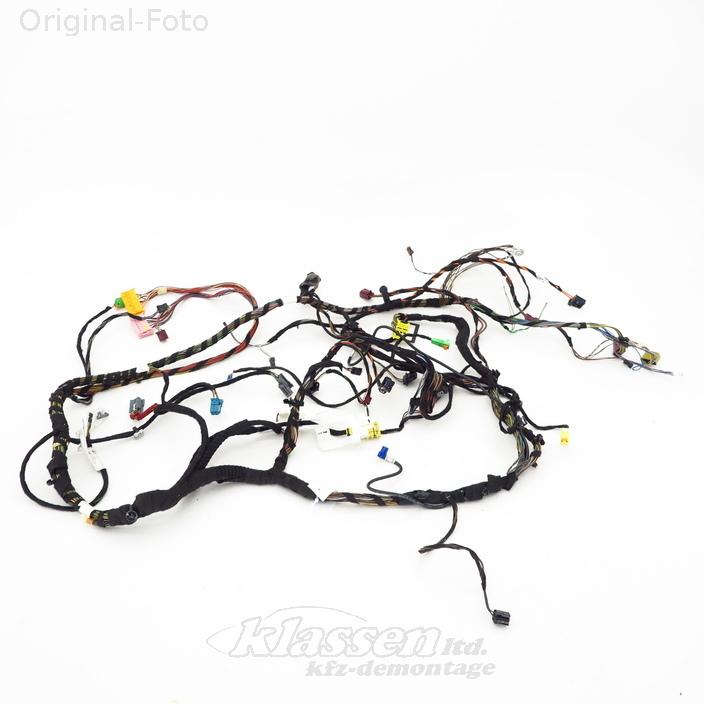 wiring Harness Dashboard Mercedes W204 S204 C 63 AMG
